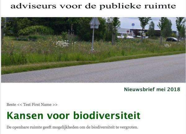 Kansen voor biodiversiteit thumbnail